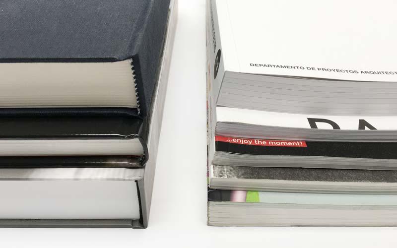 Los libros y sus componentes