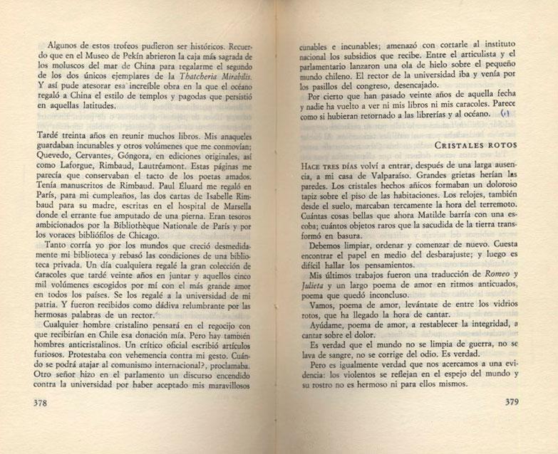 La distribución de los blancos en un libro impreso