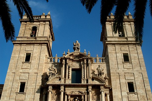 Sede de la Biblioteca Valencia, Monasterio de San Miguel de los Reyes