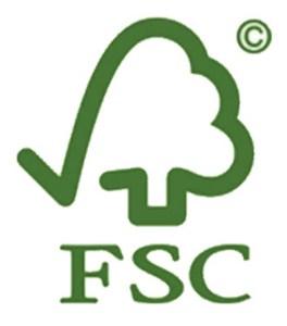 Logotipo certificación FSC