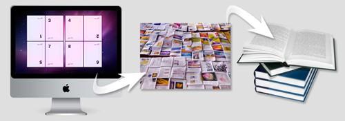 La imposición digital basada en aplicaciones para ordenar
