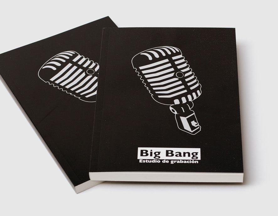 Libretas de Imprenta Digital © La Imprenta Comunicación Gráfica S.L