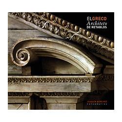 Portada del libro El Greco Architeto de retablos