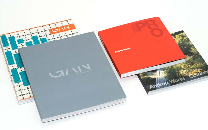 catálogos de producto