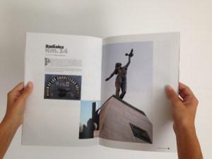 revista_line, ejemplo de imprimir online