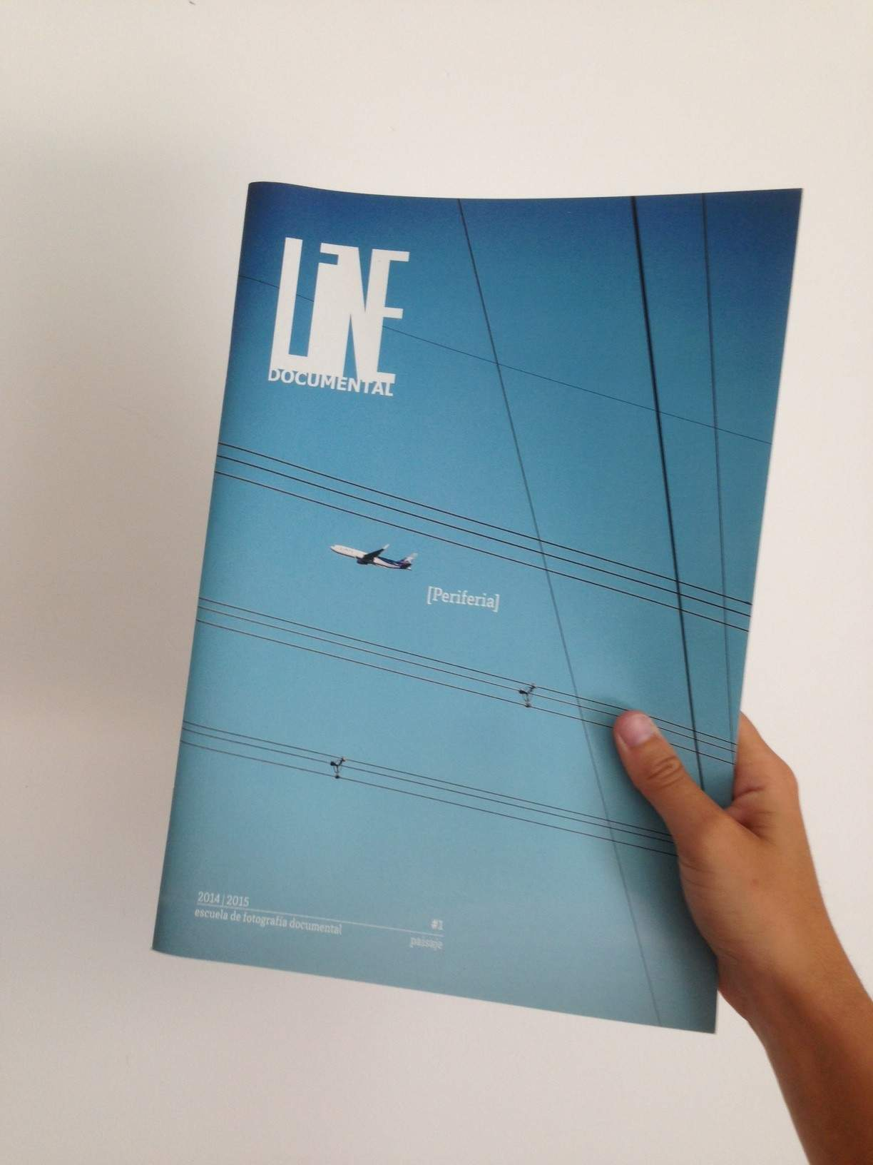 Ejemplo de revista que ha sido impresa online en La Imprenta CG