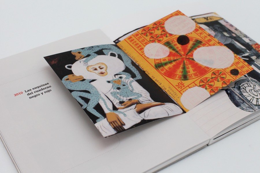 Libro de Pep Carrio e Isidro ferrer Impreso en La Imprenta CG