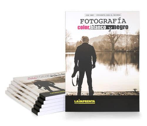 libro autoeditado de fotografia