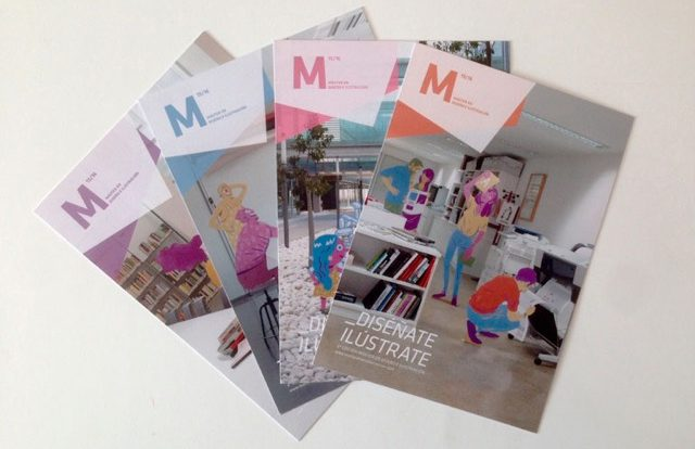 Ejemplo de folleto impreso en La Imprenta CG