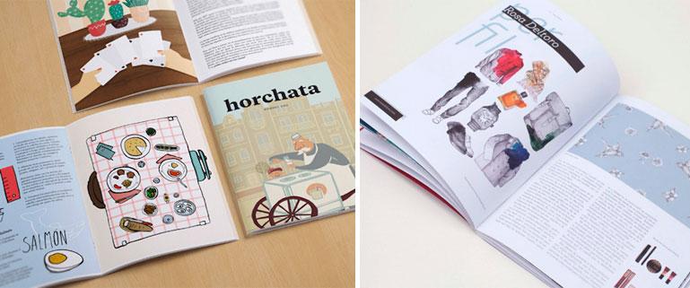 En La Imprenta CG puedes imprimir revistas como ésta.