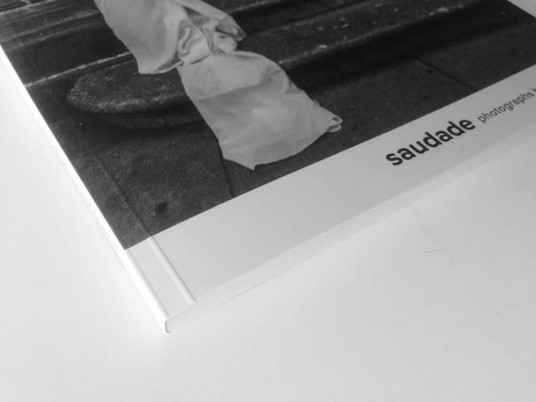 Sudade, Libro impreso en la imprenta CG
