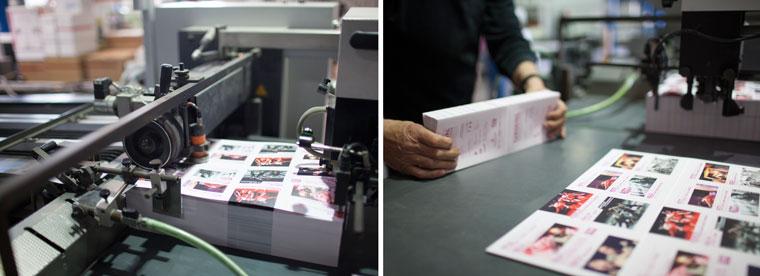 trabajo imprenta cg