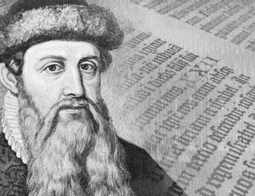 ¿Quién inventó la imprenta?
