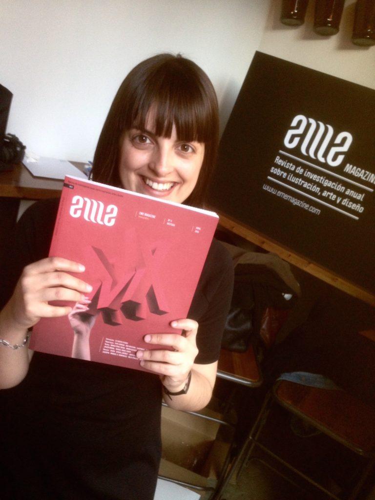 eme_magazine_presentacion2 - impresa en la imprenta Cg