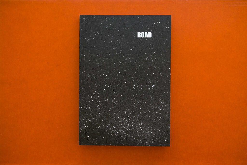 libro de fotografía Road impreso en la imprenta cg