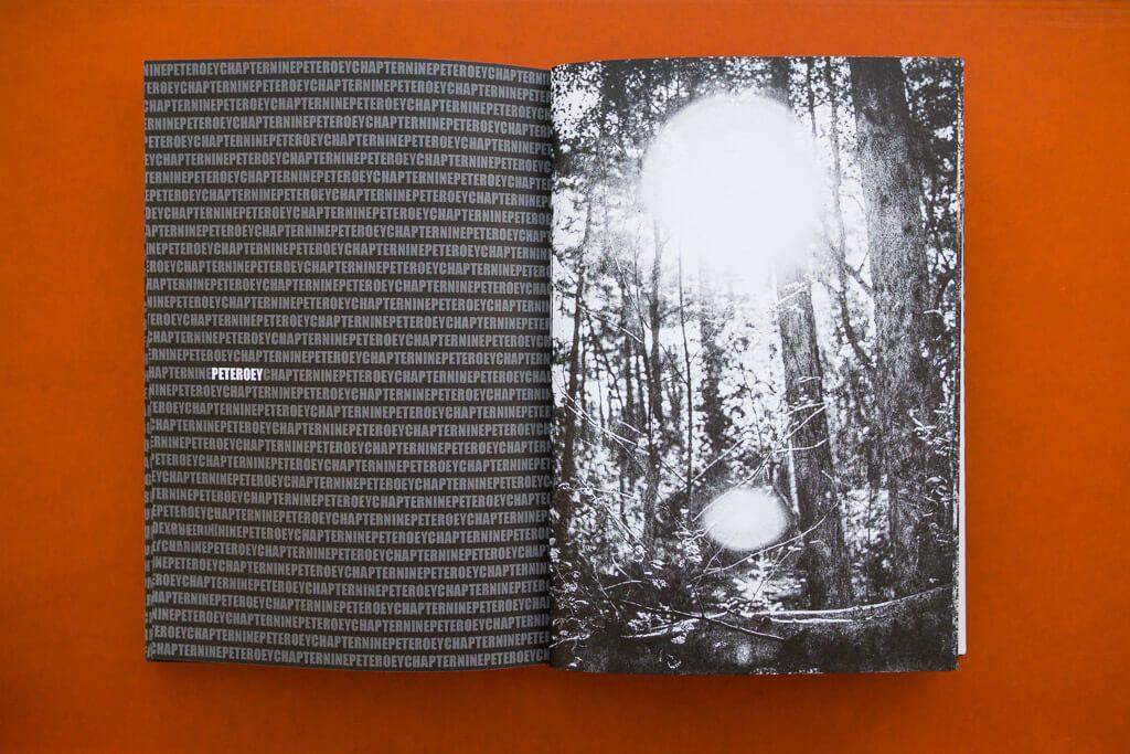 primera pagina del libro Road