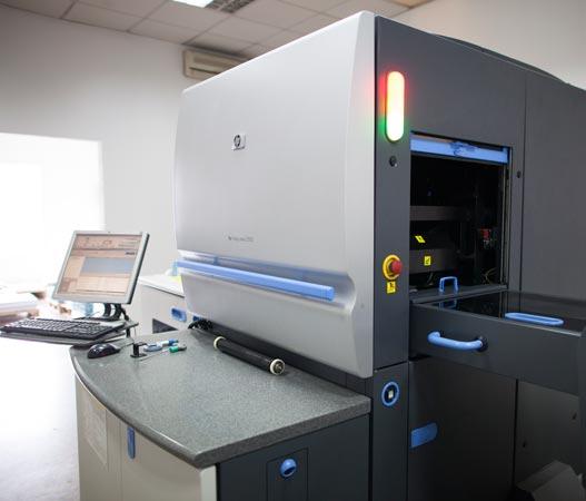 maquina impresión digital hp 5500