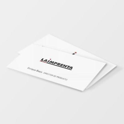 imprimir tarjetas de visita