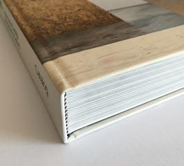 catalogo encuadernado en tapa dura o cartone