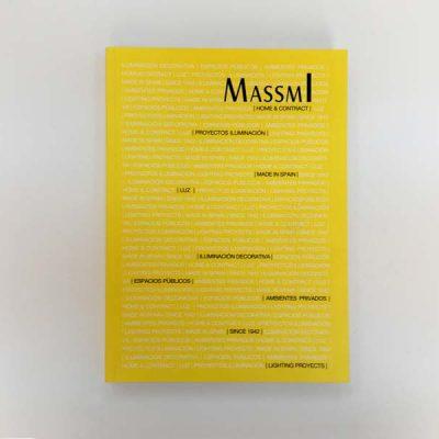 Portada catálogo Massmi