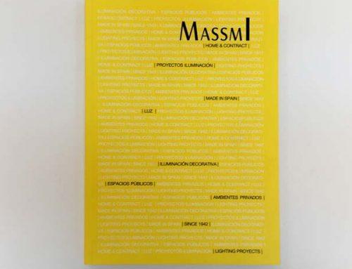 Imprimimos el catálogo de Massmi, un auténtico rayo de luz