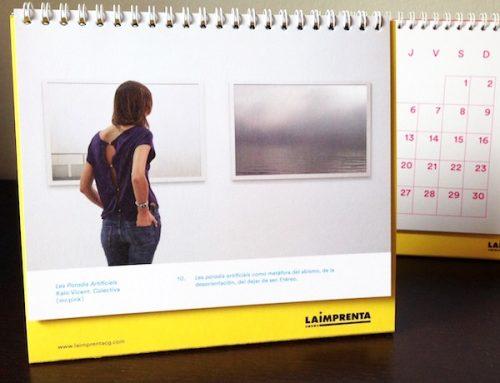Un octubre de paraísos artificiales en nuestro calendario