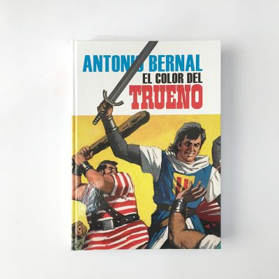 Anotnio Bernal el color del trueno