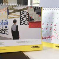 imprenta calendarios personalizdos