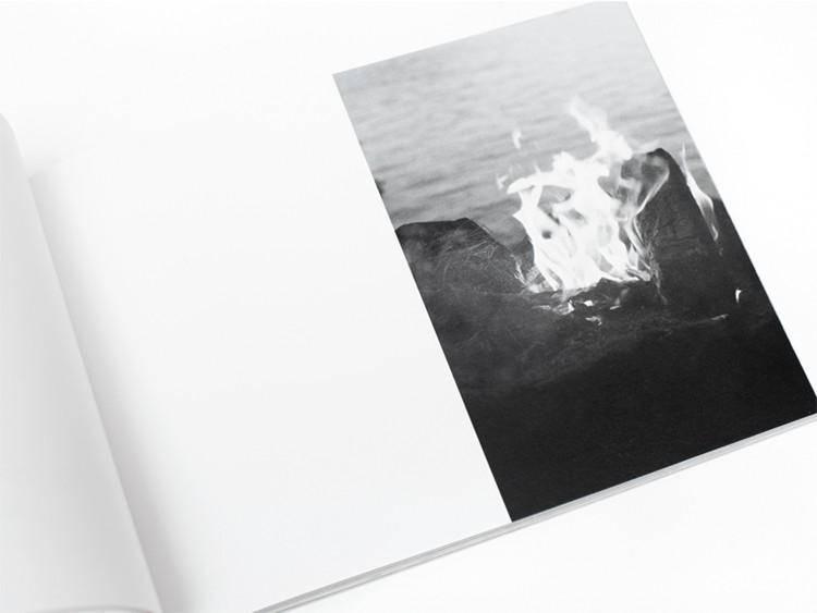 Imagen interior del libro de fotografía de Michael Ast