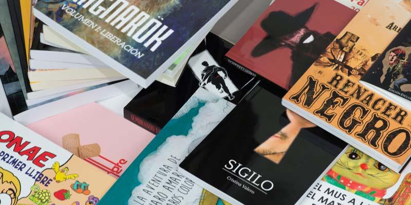 Novelas impresas en la comunidad valenciana