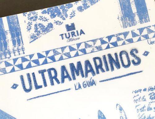 Ultramarinos Turia: una guía impresa con cariño