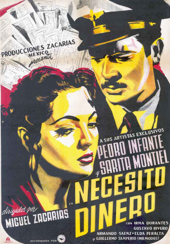Cartel de cine de Josep Renau
