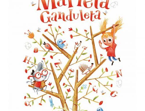 Imprimimos el libro infantil Marieta Ganduleta, ¡una auténtica delicia!