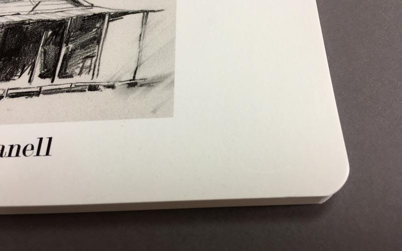 detalle del libro blanc, negre i blues