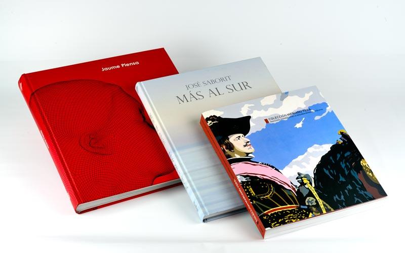libros de arte impresos en offset