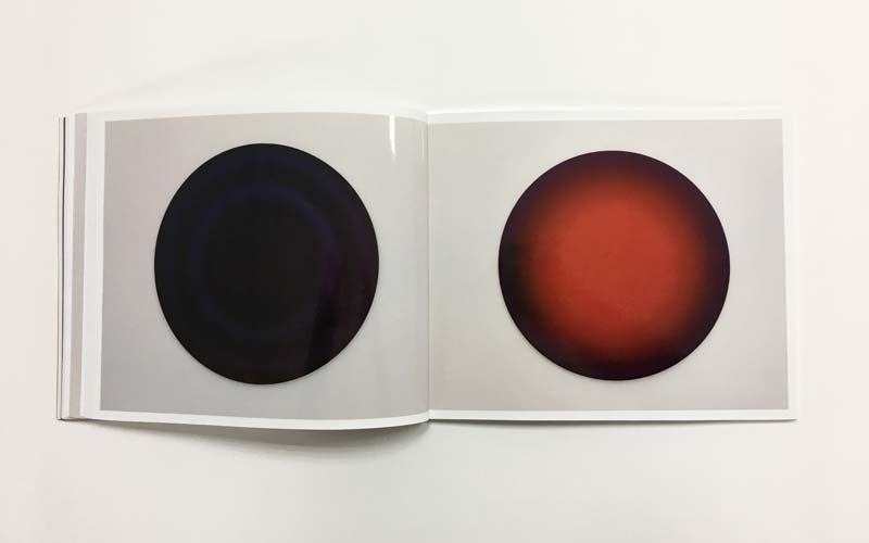 interior de la impresión de libro de arte