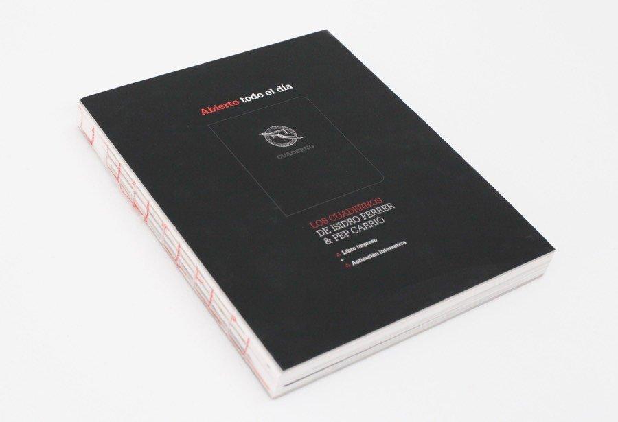 Un libro publicado por Unit Experimental y La Imprenta CG