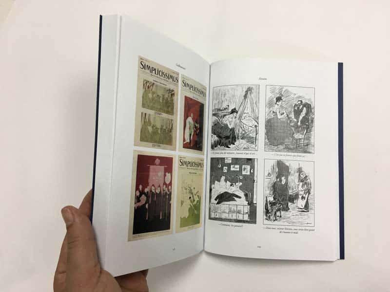 Paginas interiores del libro Castelao en el arte europeo