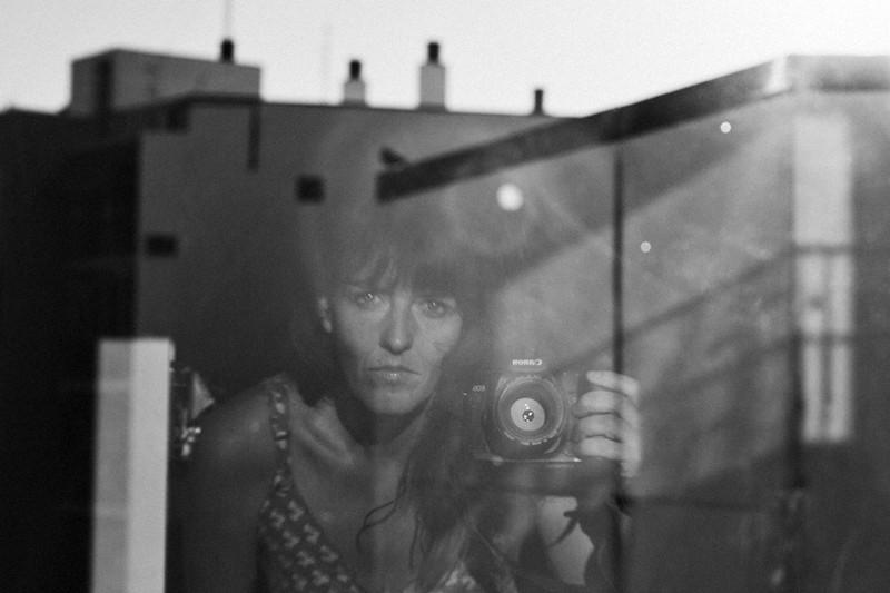 Maria Sainz Arandia. Autorretrato - Calendario La Imprenta CG