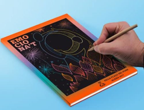 Emociona't: un llibret de falla sorprenent