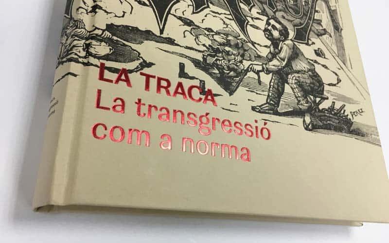 Detalle del catálogo de La Traca