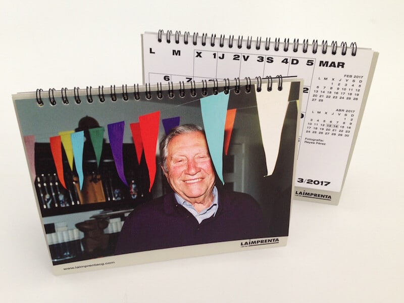 Calendario la imprenta, Reyes Pe