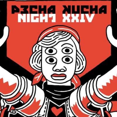 cartel pechakucha 2017