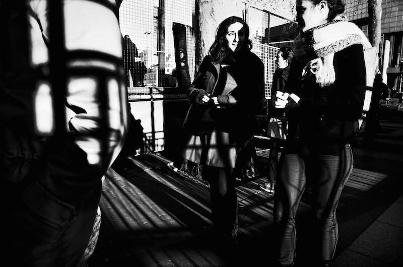Foto de Elizabeth Char. Entrevista La imprenta CG
