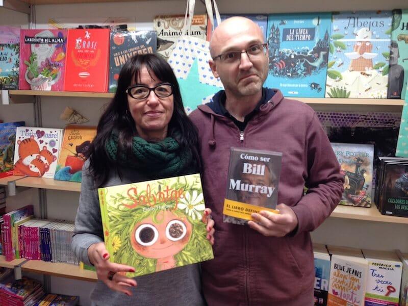 Librería Pinzón. Valencia