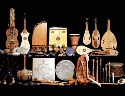La aventura de imprimir un libro sobre instrumentos medievales
