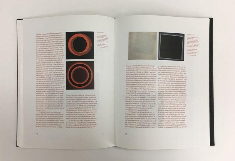 interior del catálogo de yturralde