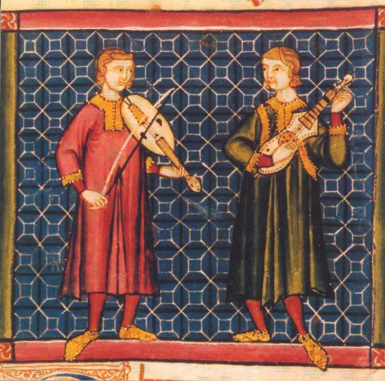 libro verkami instrumentos medievales