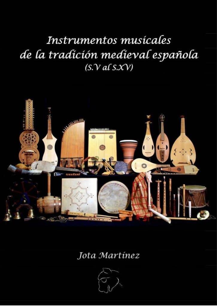 portada libro instrumentos antiguos