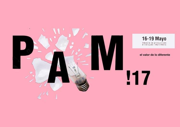 PAM!17 logo